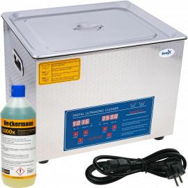 Myjka ultradźwiękowa Sonix PS-60A 15L + 1L płynu